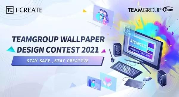 Kontes Desain Wallpaper Teamgroup