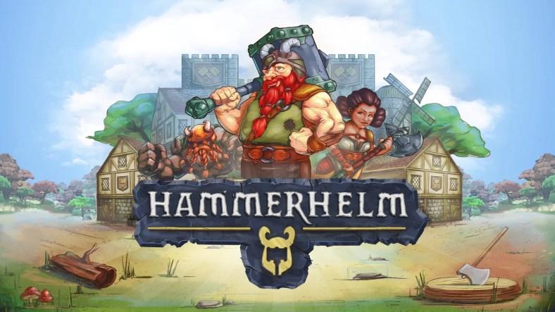 Peluncuran HammerHelm