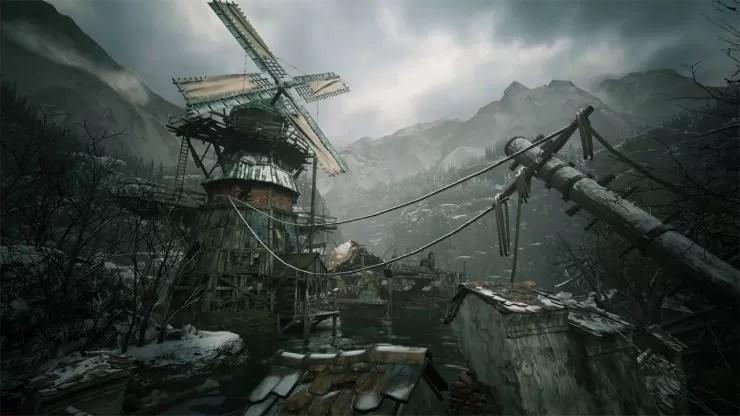 Panduan Harta Karun Senjata Kincir Air Desa Resident Evil 8