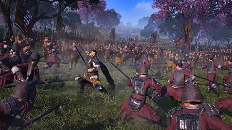 Total War: Ulasan Tiga Kerajaan Dibom