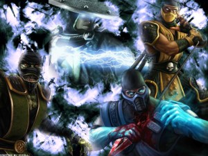 Fan Art Mortal Kombat 9
