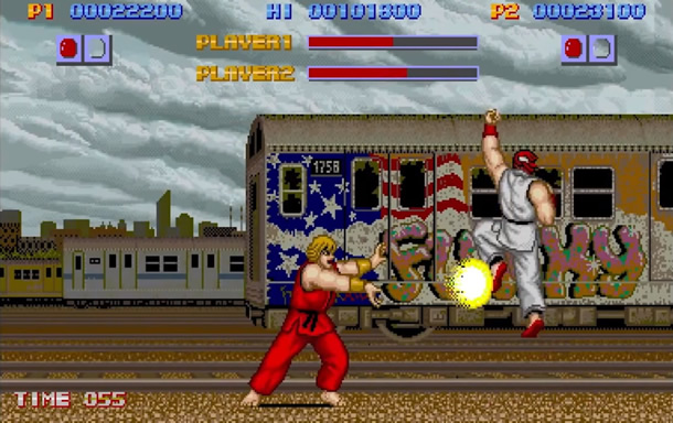 Golpes famosos como Hadouken e Shoryuken nasceram em Street Fighter 1