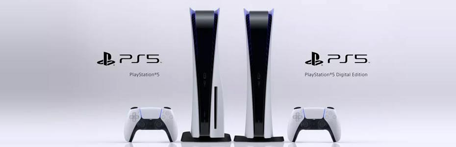 Sony Abre Registro Para Pré-Venda do PlayStation 5