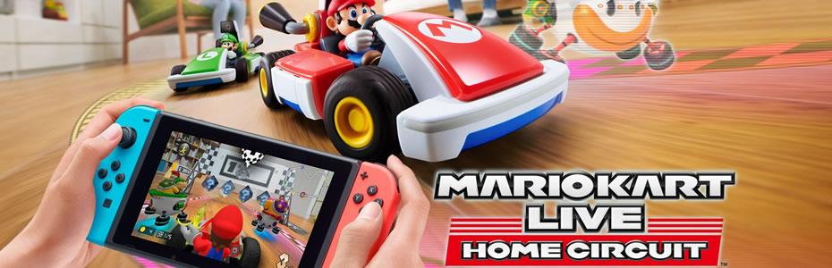 Mario Kart Live: Home Circuit é o jogo em RA para Nintendo Switch