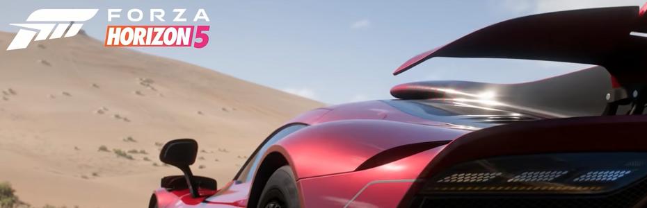 Forza Horizon 5 Anunciado