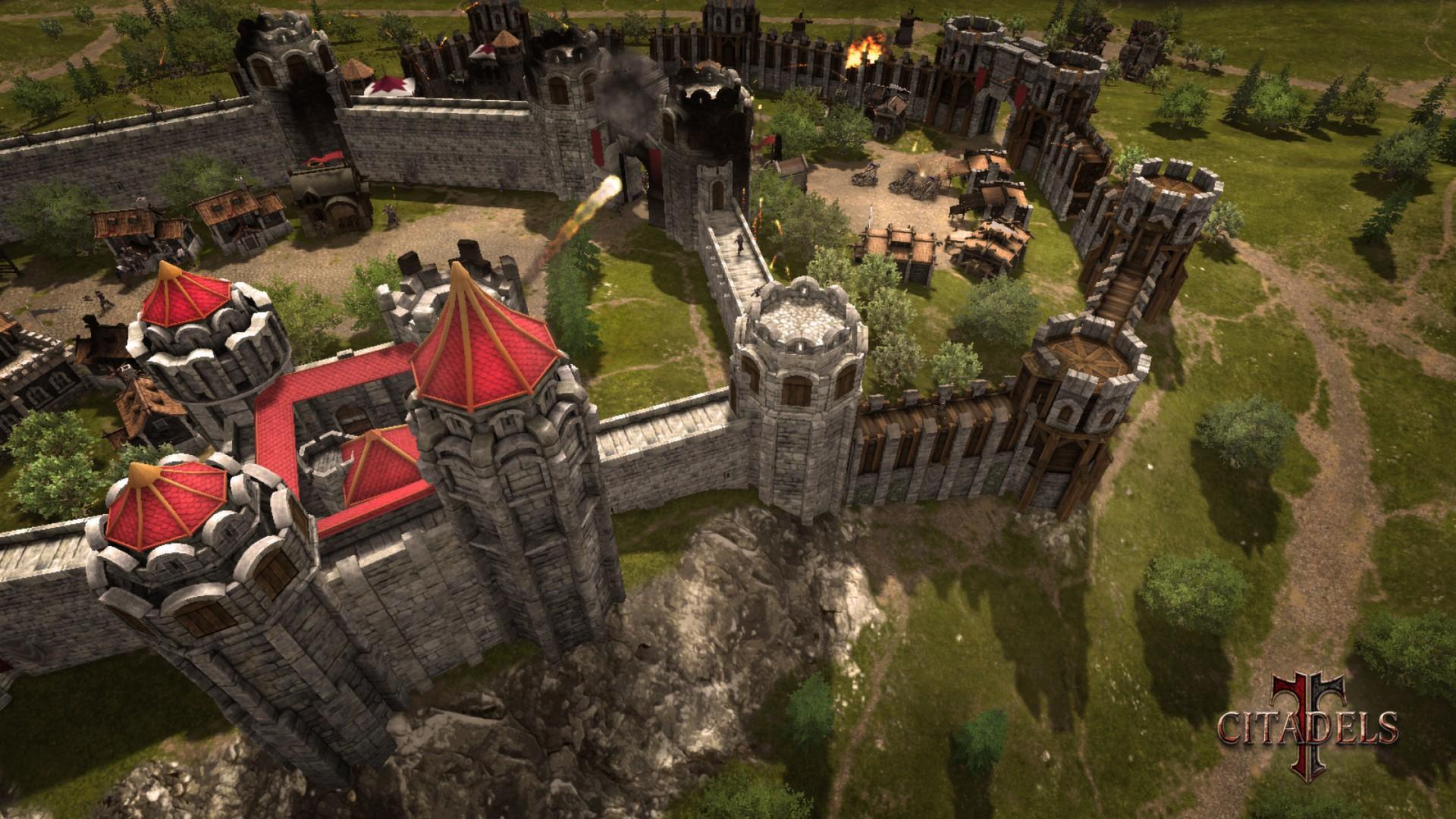 Citadels Game Side Story