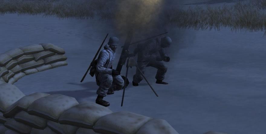 Men of War : Condemned Heroes