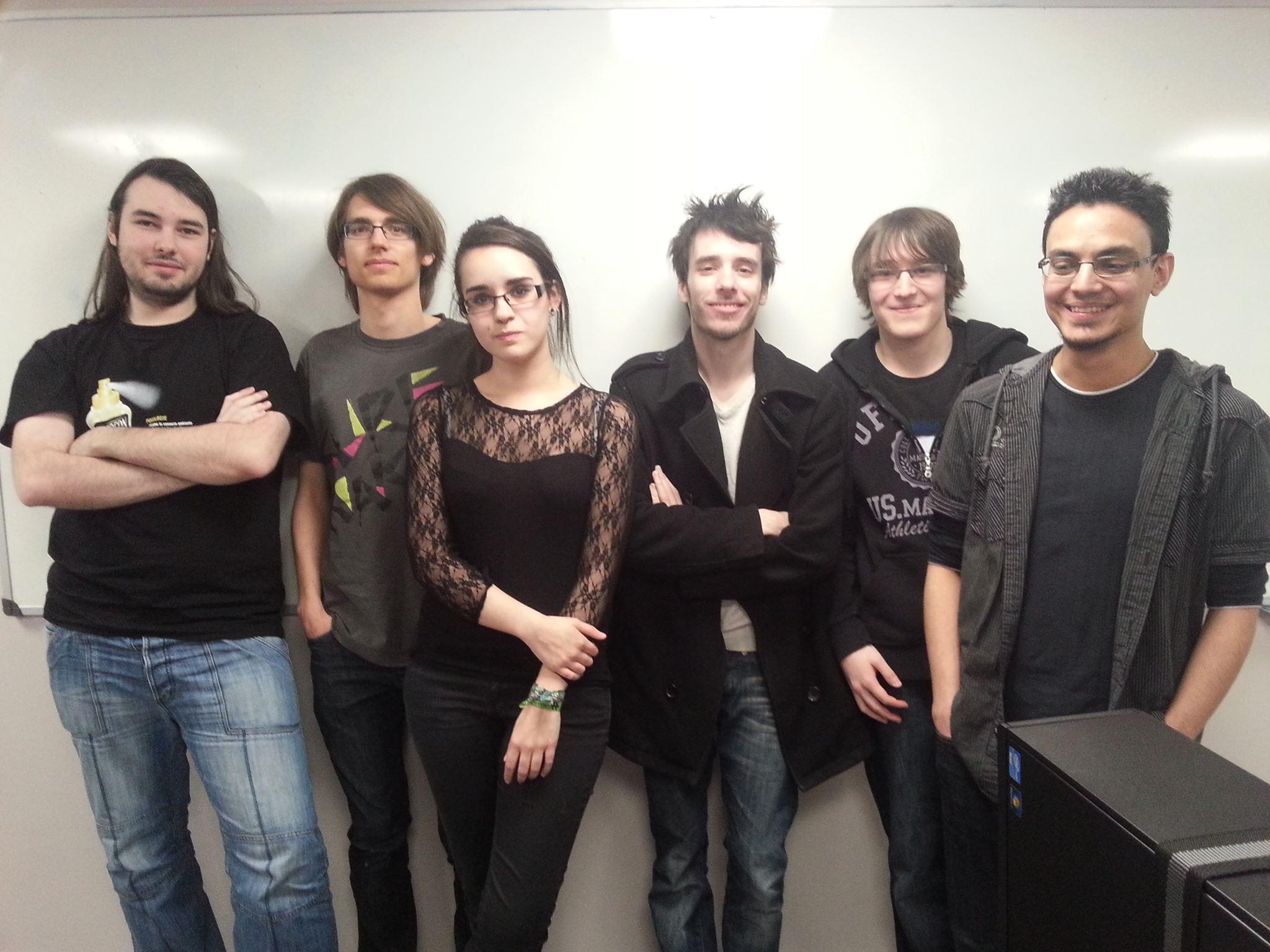 Interview – L'équipe de Karmarrida (Nova Play 2014)