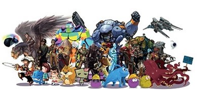 PGW 2014 – Les jeux Made in France