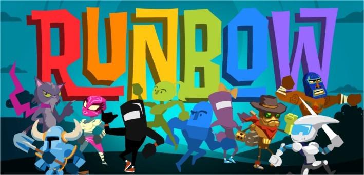 Runbow : le Smash Bros indépendant ?