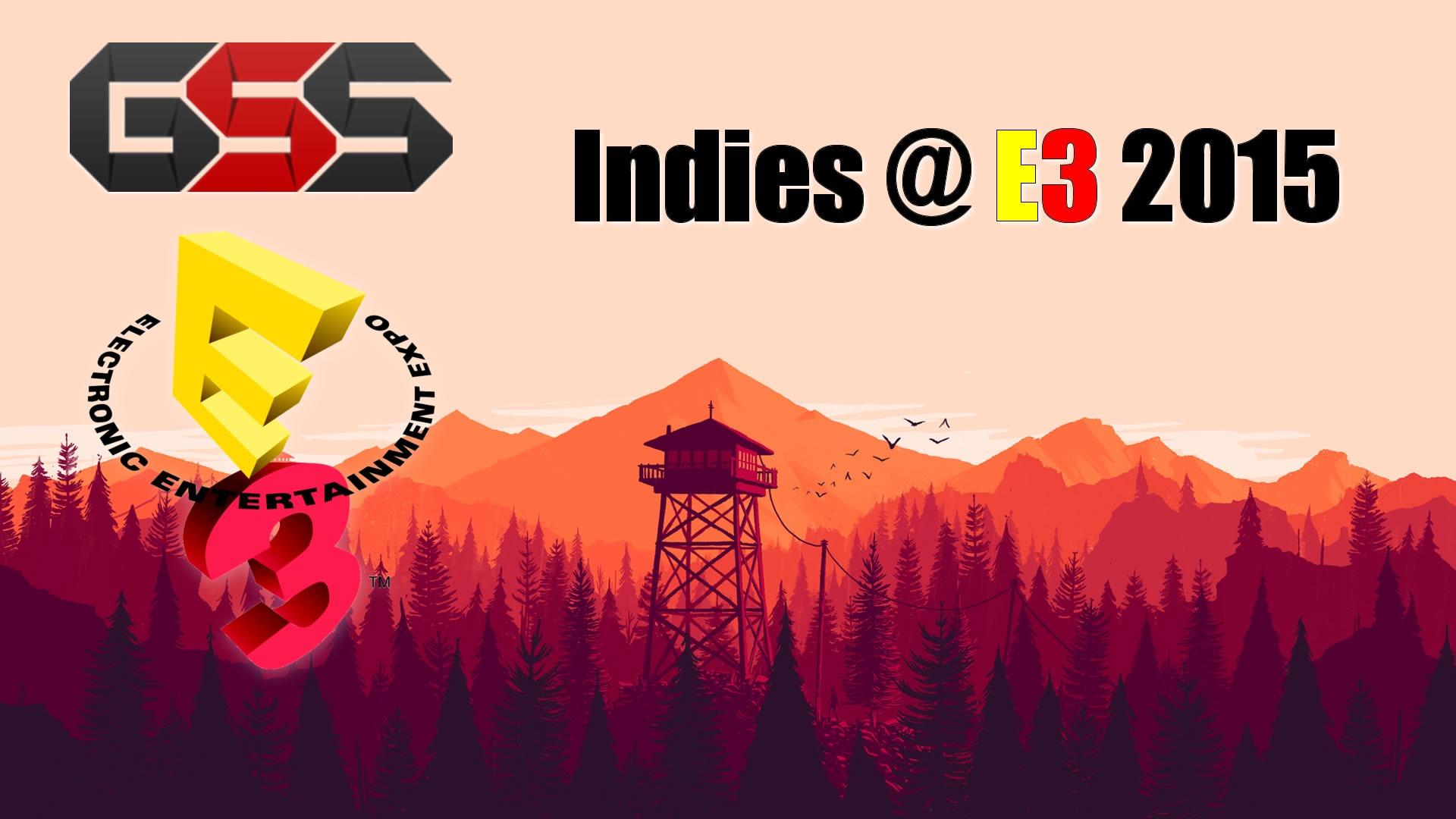 Indies @ E3 2015
