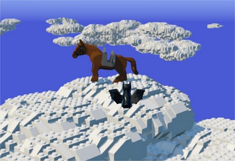 LEGO Worlds : la mise à jour de Juillet 2015
