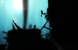 Bien qu'inspiré de Limbo, Toby ne présente pas des environnements aussi glauques que ce dernier.