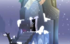 Le personnage s'évade parfois dans un monde où il est un chevalier en armure. Between me and the Knight !
