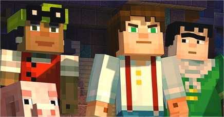 Minecraft: Story Mode – Episodes 2 à 4