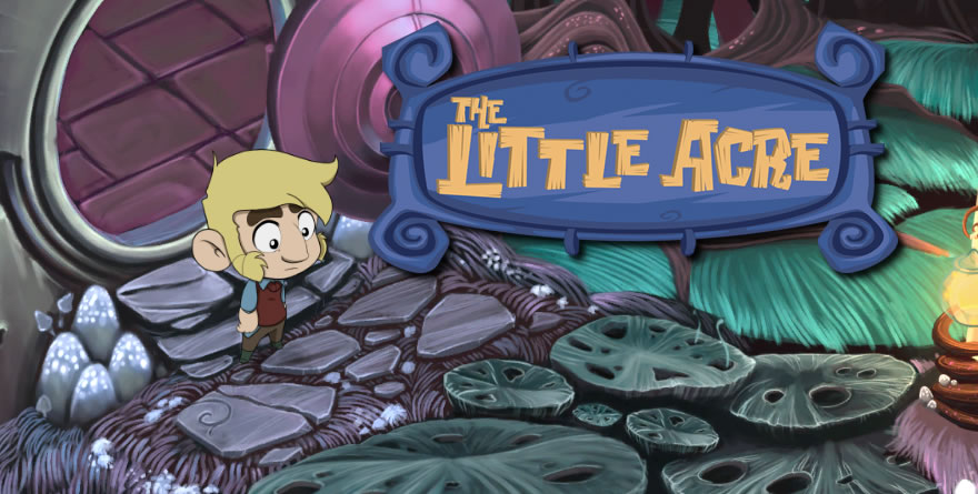 Gamescom 2016 – Interview : Christopher Conlan (The Little Acre)