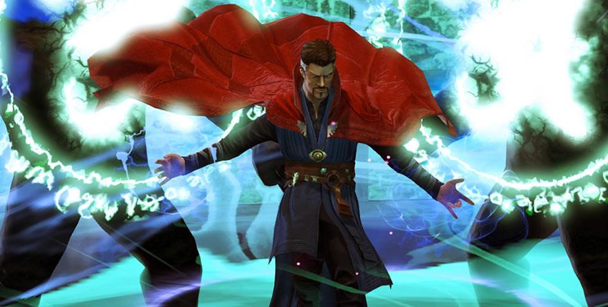 Marvel Heroes : Dr.Strange Special Event