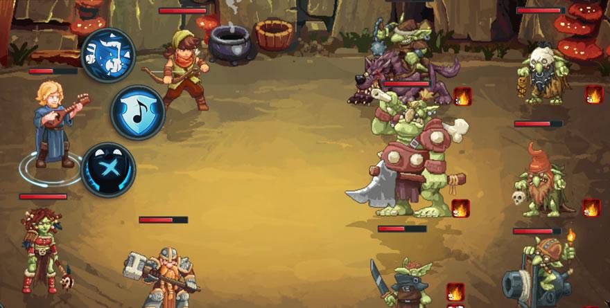 Concours: 5 clés de Dungeon Rushers sur Steam à gagner!