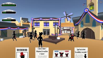 Paper Town Screenshot jeu