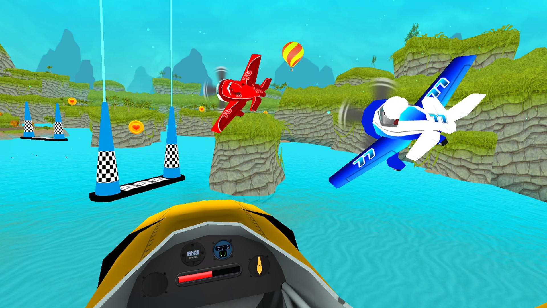 Pirate Flight VR