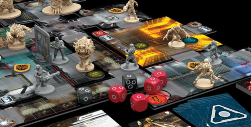 Doom : le jeu de plateau (seconde édition)