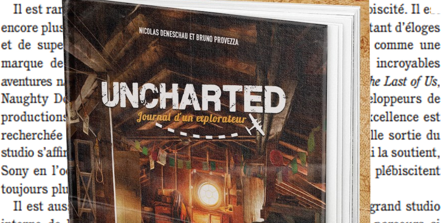 Uncharted: Journal d'un explorateur
