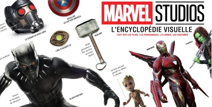 Marvel Studios – L'encyclopédie visuelle