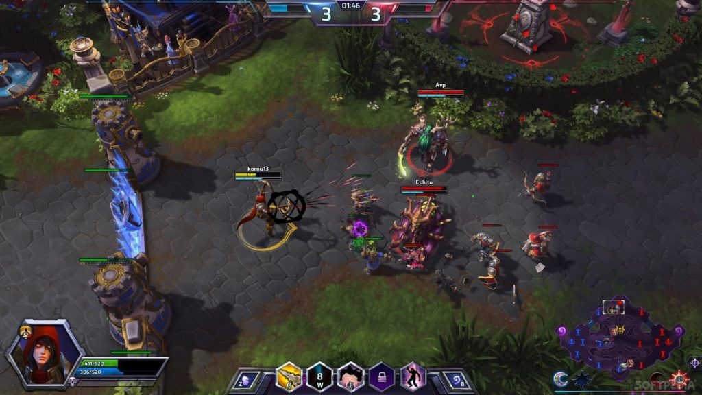 10 Best MOBA Games Like League Of Legends Similar Games