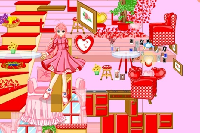 Barbie House Decoration Game Girls Online Info