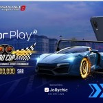 Honor Turbo Cup, a gaming competition in Saudi Arabia