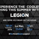Lenovo to cool off Gamers this Weekend