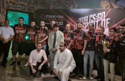 Team Demise wins the ZOWIE eXTREMESLAND CS:GO Asia Open 2019 ME Regional Qualifier