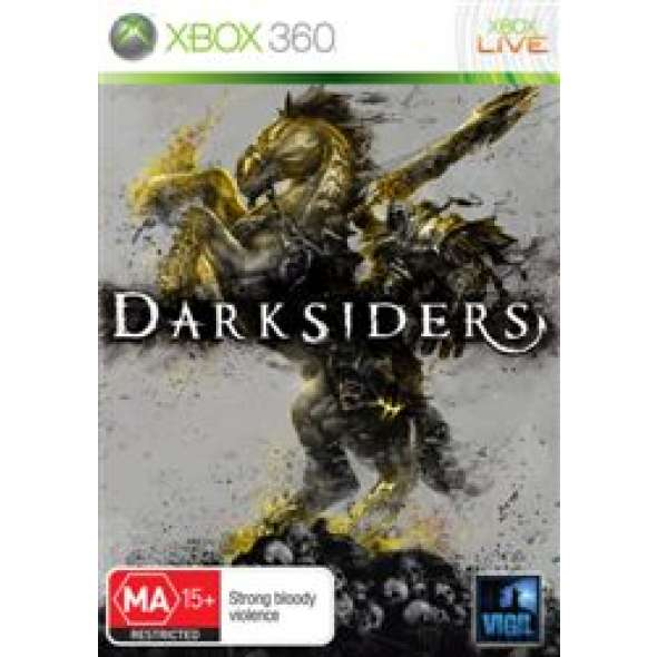 Darksiders Xbox 360 The Gamesmen