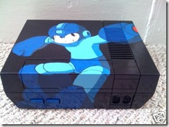 mega man 8 themed nes