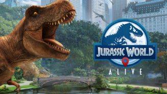 jurassic world alive caccia ai dinosauri per ios e android