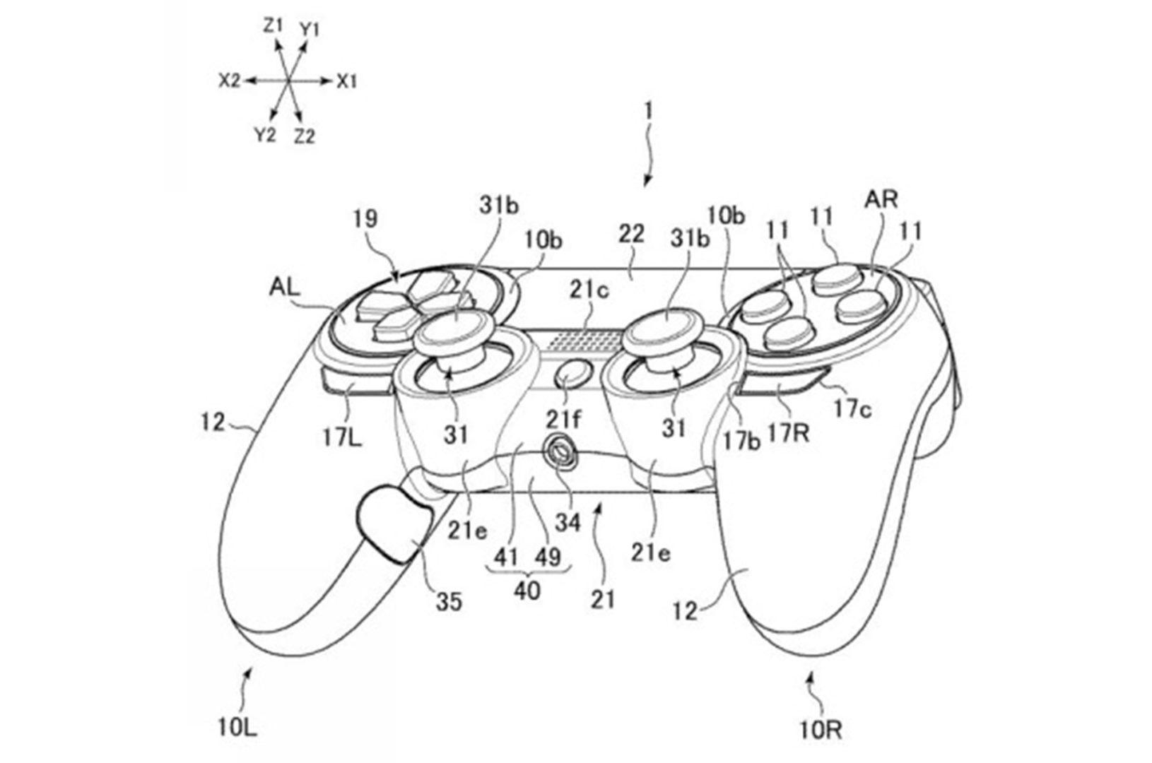 Sony Registra Il Patent Per Un Nuovo Controller