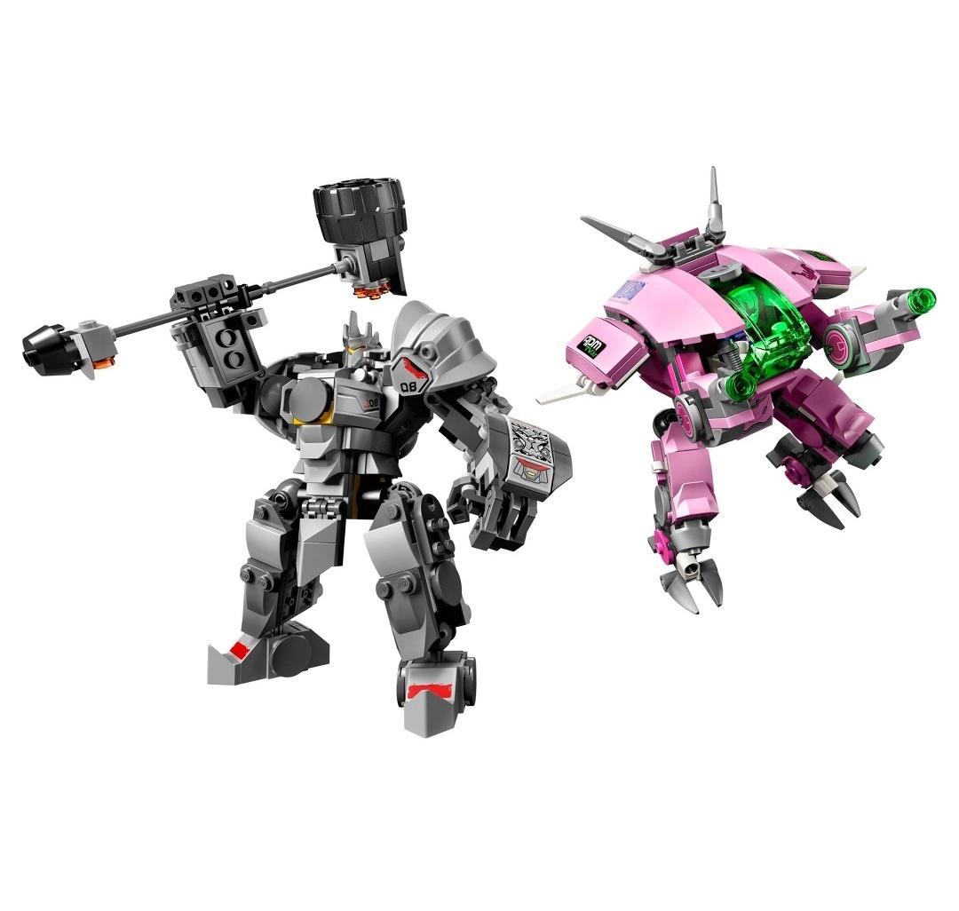 Un Leak Rivela Le Immagini Dei Set Di LEGO Overwatch GameSoulit