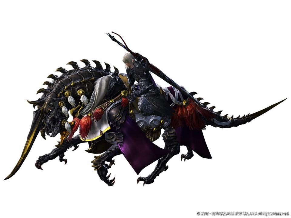 Final Fantasy XIV Shadowbringers Data Duscita Trailer