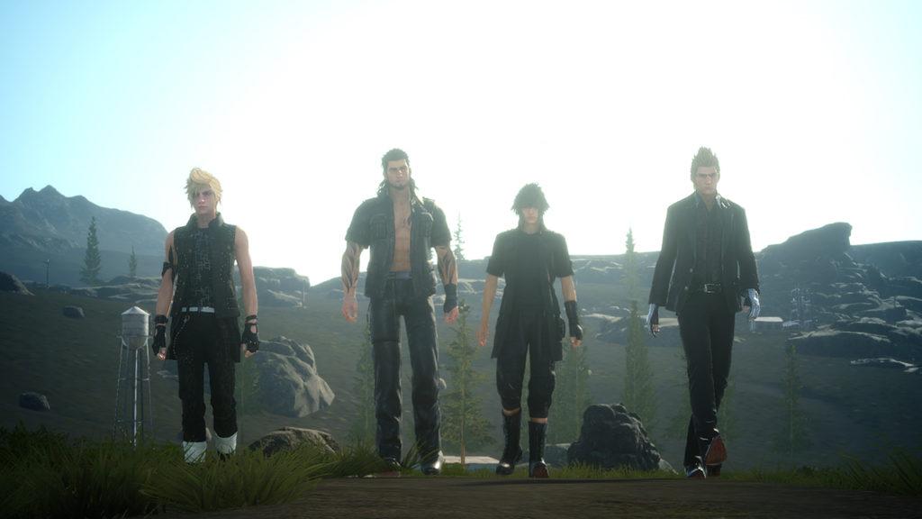 Final Fantasy XV: Tabata è fiero del team