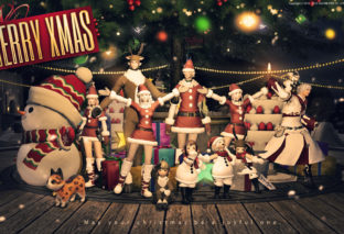 Final Fantasy XIV, un video per celebrare il Natale a Eorzea