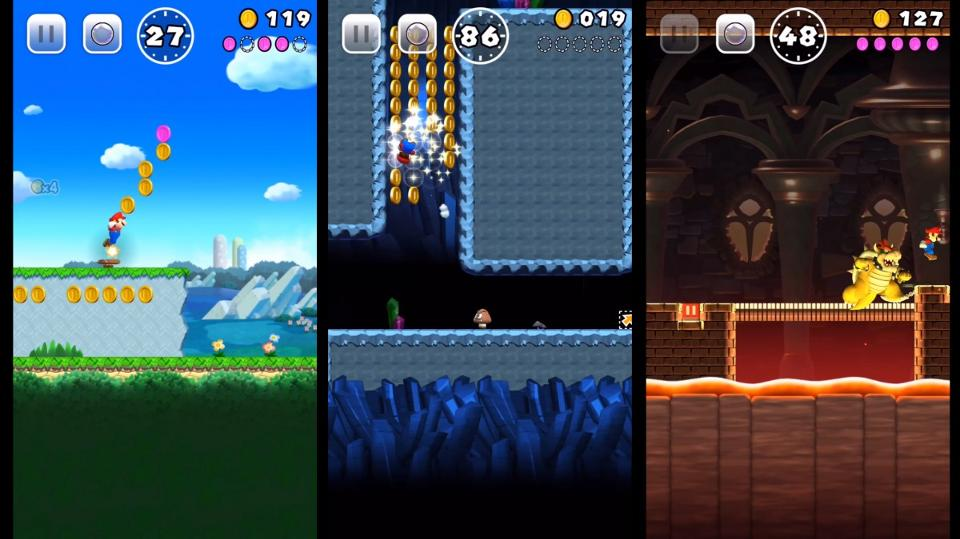 Super Mario Run non si ferma più: oltre 40 milioni di download