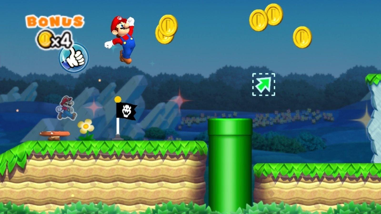 Piovono accuse di sessismo per Super Mario Run negli USA
