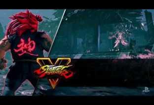 Akuma è il nuovo personaggio di Street Fighter V