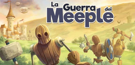 La guerra dei Meeple – Recensione