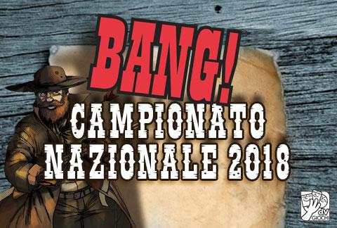 La nuova stagione del Campionato di BANG! è alle porte