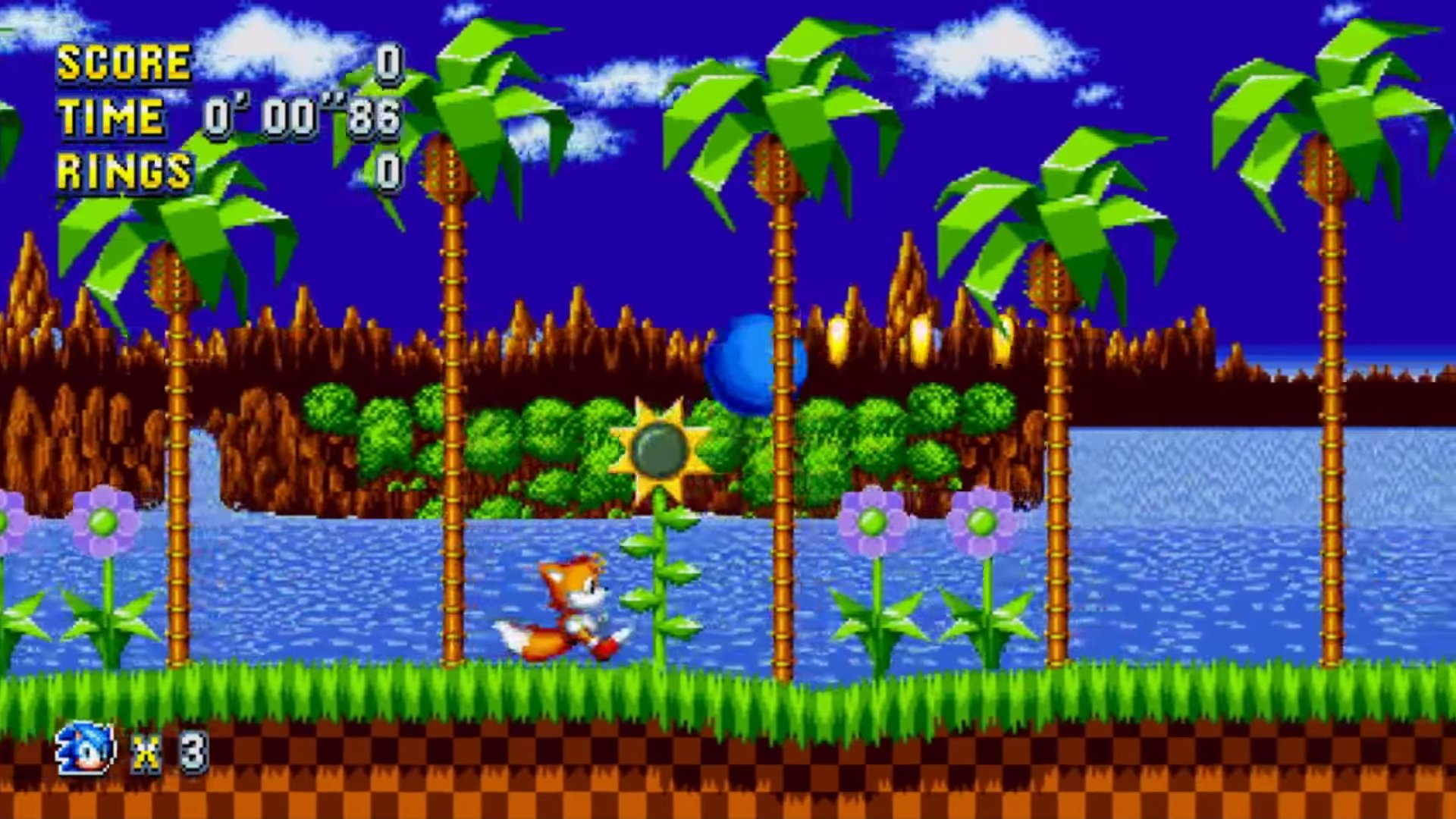 Sonic Mania Game Play Video Takes You On A Mad Journey
