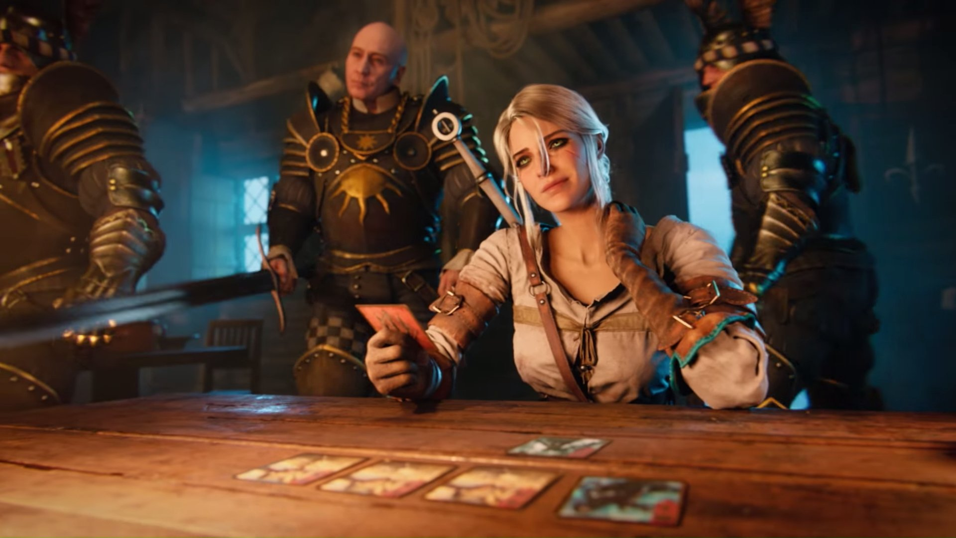 Gwent Cinematic Trailer Is A Bloody Good Time In