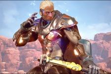新作インディー格闘『COREUPT』最新ゲームプレイ映像―さらなる詳細やトレイラーも近日発表予定 画像