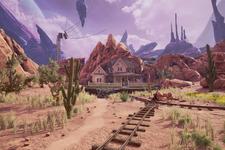 【期間限定無料】『Myst』開発元のVR対応SF ADV『Obduction』火星舞台の経済RTS『Offworld Trading Company』配布開始 画像
