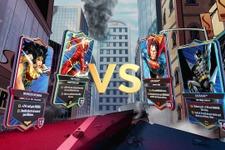 バットマンが、スーパーマンが!基本無料デジタルTCG『DC デュアルフォース』発表―ユークスがパブリッシングを担当 画像